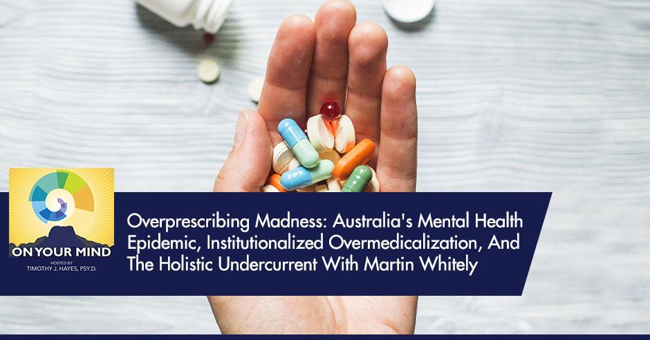 OYM Martin | Mental Health Australia