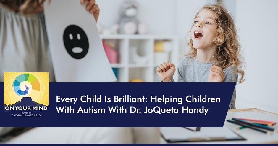 OYM Joqueta | Children With Autism