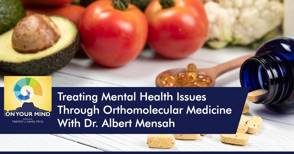 OYM Albert | Orthomolecular Medicine