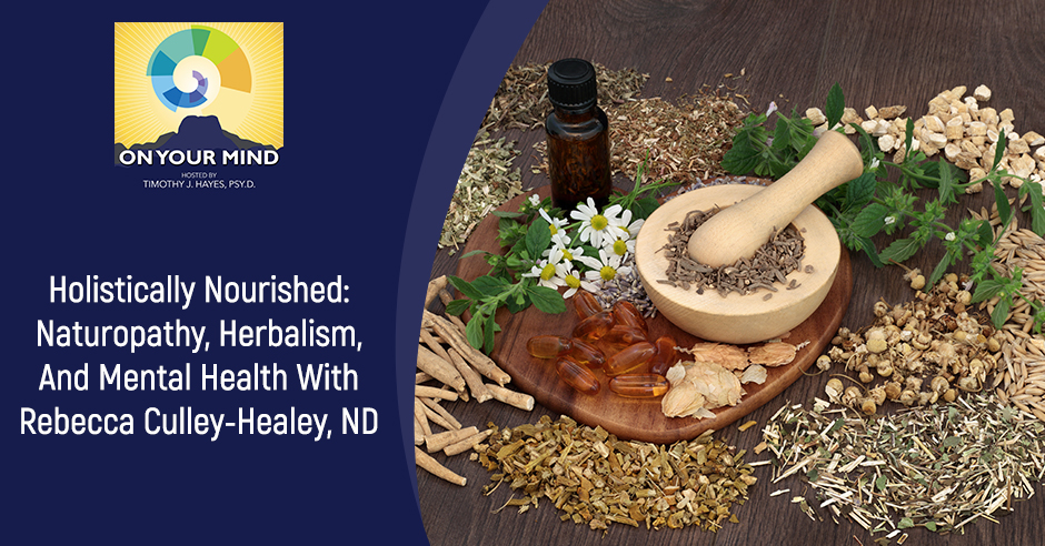 OYM Rebecca | Naturopathy And Herbalism