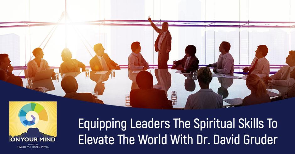 OYM David | Spiritual Skills